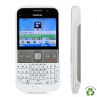 "Refurbished Nokia E5 Symbian OS WCDMA Bar Phone w/ 2.36"" Screen, Bluetooth, FM - White"