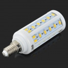 JRLED E14 10W 50-5730 SMD LED Warm White Lamp (220~240V)