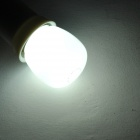 JRLED E27 3W 200lm 10-2835 SMD LED Cold White Light Bulb (AC 220~240V)
