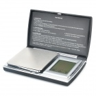 Portable Digital Scale - Black (2 x AAA / 0.1g / 1000g)