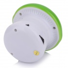 ARGOT F28 Mini Champignon rechargeable Media Player Président w / 2.0 / TF / FM RGB LED / USB - vert