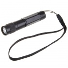 Brinyte PD03A HA-III Cree Q5-WC 5-Mode 150-Lumen Memory LED Flashlight - Black (1*AAA/1*10440)