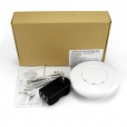 LAFALINK XD9300 300Mbps Wireless AP plafond Wi-Fi Access Point - Blanc