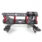 ZnDiy-BRY ZMR250 250mm Carbon Fiber 4 Axis Mini Quadcopter Frame Kit - Black