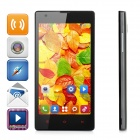 "HTM M1W Android 4.2.2 Dual-core WCDMA Bar Phone w/ 4.7"" Screen, Wi-Fi and GPS - Grey + Black"