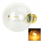 MLSLED MLX-G80 E27 40W 250lm Warm White Osram Lamp - Yellow + Translucent White (AC 230V)
