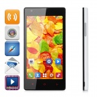 """HTM M1W Android 4.2.2 Dual-core WCDMA Bar Phone w/ 4.7"""" Screen, Wi-Fi and GPS - White + Black"""