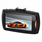 "Tripan TP806 2.7"" TFT CMOS 170' Wide-angle IR Night Vision Car DVR Loop Video Recorder w/ 6-LED"