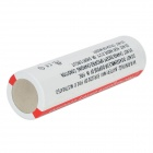 BestFire 18650 Rechargeable 3.7V 2200mAh Li-ion Battery - White (2PCS)