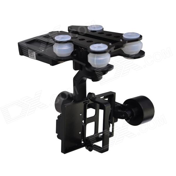Walkera G-3D Brushless Camera Gimbal for QR X350 / QR X350 PRO - Black hj5208 75t brushless gimbal motor for 5d2 camera fpv aerial photography black