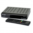 "SKYBOX F6 2.7"" Screen 1080P HD Digital Satellite Receiver w/ Remote Controller - Black (2 x AAA)"