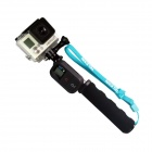 TELESIN C00935 Retractable Monopod for GoPro Hero - Black + Blue