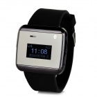 "2S  1.1"" OLED Waterproof Bluetooth V3.0 Wrist Watch - Black"