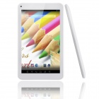 "CHUWI V17HD Quad-Core 7"" IPS  Wi-Fi Android 4.4 Tablet PC w/ 1GB RAM, 8GB ROM - White"