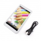 "CHUWI V17HD quad-core 7"" android tablet PC m / 1 GB ram, 8GB ROM - hvit"