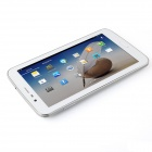 "AMPE A73 7"" IPS tokjerners Android 4.2.2 Tablet PC med 512MB RAM / 8GB ROM / Bluetooth - hvit"