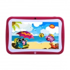 "TEMPO MS709 7"" IPS Android 4.2 RK3026 Dual-core Children's Tablet PC w 512MB, 8GB, Wi-Fi - Deep Pink"