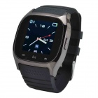 Buy CHEERLINK M26 1.47 inch Touch Screen Bluetooth V3.0 Smart Phone Watch SMS / Alarm Pedometer