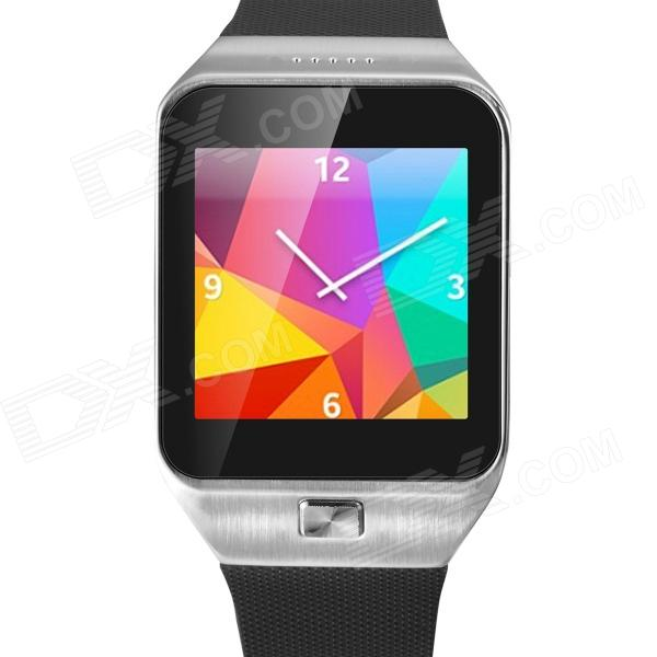 KOROM G2 Bluetooth V3.0 Smart Watch w/ 1.54 Touch Screen, Phone, SMS, Music, Pedometer, FM passport passport oi548821 710