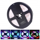 HML M28 30W 5800lm 6500K 300-SMD 3528 LED RGB Light Strip - White + Translucent (12V / 5m)
