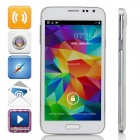 "Z.doxio G900H MTK6572 Dual-Core Android 4.4.2 WCDMA Bar Phone w/ 5.0"" IPS, Wi-Fi, FM, GPS - White"