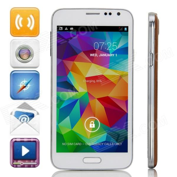 Z.doxio G900H MTK6572 Dual-Core Android 4.4.2 WCDMA Bar Phone w/ 5.0