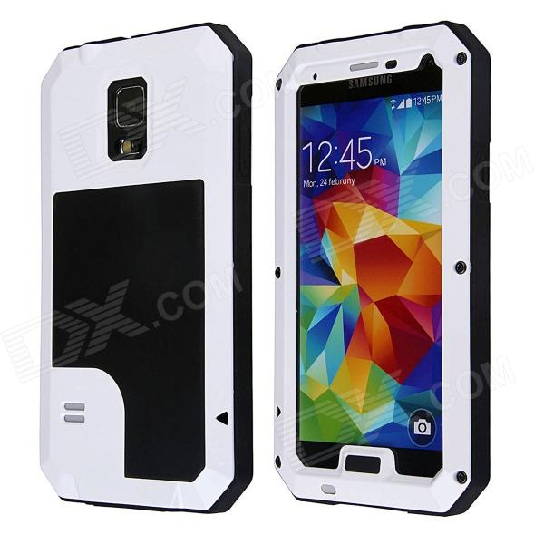 Redpepper Aluminum Alloy Corning Gorilla Glass Waterproof / Shockproof Case for Samsung Galaxy S5
