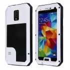 Redpepper Case Aluminum Alloy + Silicone Waterproof / Shockproof Case for Samsung Galaxy S5