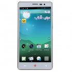 "4.2.2 WCDMA Bar Blackview JK890 MTK6572 Dual-Core Android Phone w / 5.5 ""IPS, Wi-Fi et GPS - Blanc"