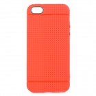 Protective TPU Case for IPHONE 5 / 5S - Red