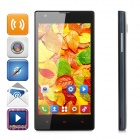 "HTM M1 Dual-core Android 4.2.2 WCDMA Bar Phone w/ 4.7"" IPS, GPS and Wi-Fi - Black"