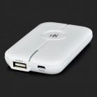 D8 Universal 2000mAh MFI Power Bank Traval Charger - White