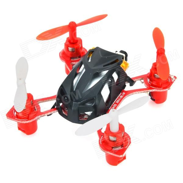 WLtoys V292 Outdoor 2.4GHz Mini 4-CH 6-Axis R/C Aircraft w/ Gyro - Black