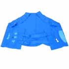 FISH Multi-functional Swimsuit Swimming Vest Belt - Blue (L)