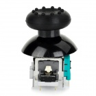3-in-1 3D Joystick + Joystick Cap + Non-slip Rubber Set for XBOX ONE - Black