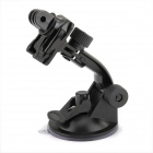 Car Suction Cup Holder w/360 Rotatable Degreee Mount Base for SJ4000 / SupTig / GoPro Hero 4/2/3/3+