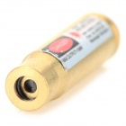 7.62 x 39 milímetros Red Light Laser Calibrador - Golden