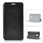 MOFI PR1005 Protective PU + ABS Full Body Case w/ Stand for MEIZU MX3 - Black