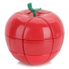 ABS Apple Style 3 x 3 x 3 IQ Magic Cube - Red