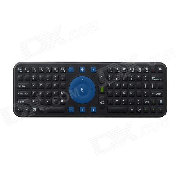 Measy RC7 95-Key Mini 2.4GHz portable clavier sans fil Fly Air Mouse pour Google TV Box Android