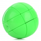 ABS Apple Style 3 x 3 x 3 IQ Magic Cube - Green