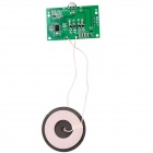 LINK DREAM Qi Wireless PCBA Circuit Board w/ Wireless Charging Coil for DIY - Green (Long)