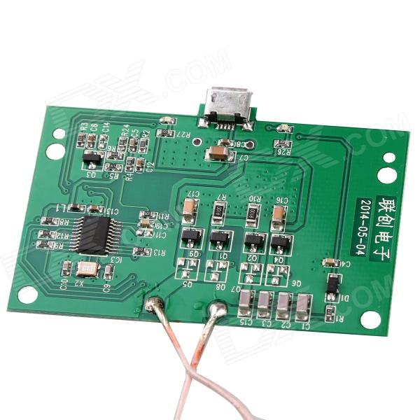 Mobile Charger Circuit Diagram Charger Qi Wireless Charger Circuit