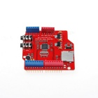 SoaringE E00312 VS1053 MP3 Schild Development Board w / TF-Karten-Slot / Ampllifier für Arduino - Red