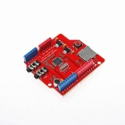 SoaringE E00312 VS1053 MP3 Shield Development Board w / TF-korttipaikka / Ampllifier Arduino - punainen