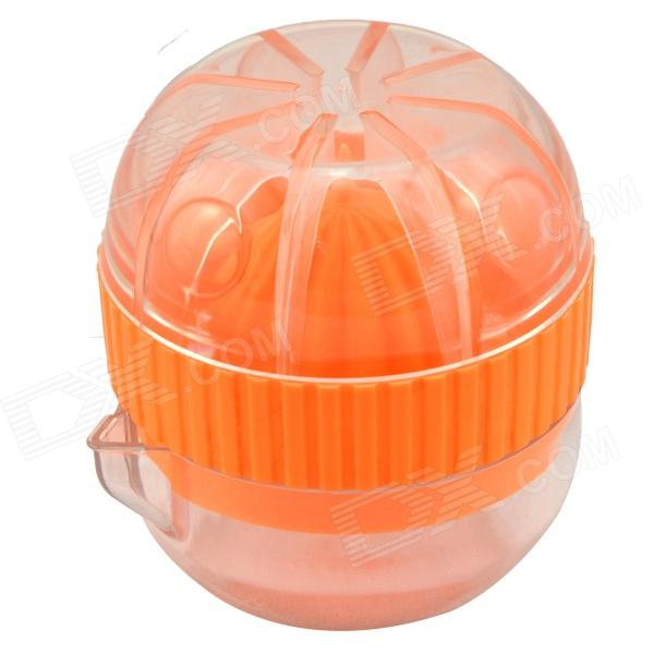 YW4A2-36337CY 98-163 Mini Manual Juicer - Orange + Transparent healthy mini manual juicer with good price