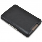 EPGATE-Protective PU Leather Flip Case Cover for Tolino Shine - Black
