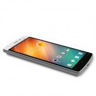 "INEW V8 Octa-Core Android 4.4 WCDMA Phone w/ 5.5"" O-Touch, GPS, Wi-Fi, NFC, Bluetooth 4.0 - White"