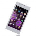 "H90W MTK6572 Dual-Core Android 4.2.2 WCDMA Bar Phone w/ 4.7""IPS, Wi-Fi, GPS - White"