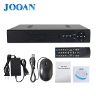 JOOAN JA-7218N D1 Digital Monitoring NVR/8-CH Preview Network Video Recoder/Mobile Phone Monitoring